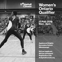 Ontario Womens Qualifier Tournament