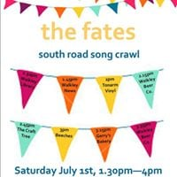 South Road Song Crawl as part of the 2017 Walkley Festival
