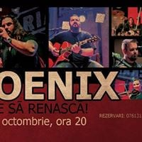 Concert Phoenix - ABY STAGE BAR