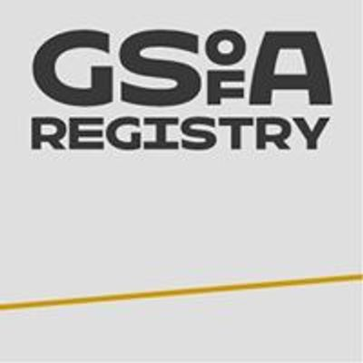 The GSA Registry