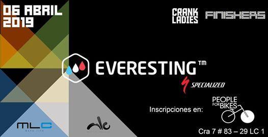 Everesting Patios 2019