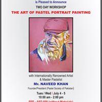 The Art of Pastel Portrait Painting
