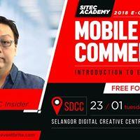 2018 SITEC E-Commerce Class 102 Mobile Commerce