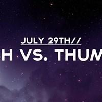 Hush Presents Hush vs Thumper BBQ Bash