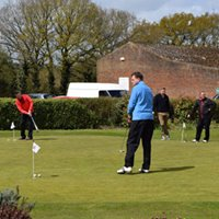 Andover and District Mencaps Annual Golf Day