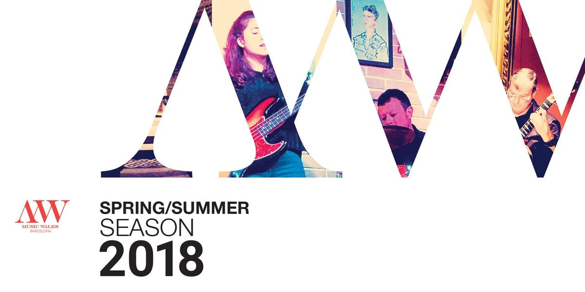 BARCELONA MUSIC WALKS (AUTUMNWINTER SEASON 20182019)