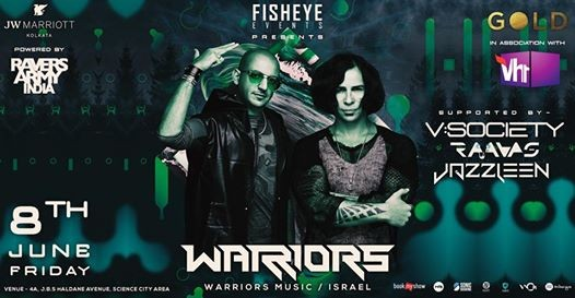 Fisheye Events Presents Warriors