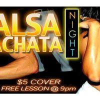 Salsa &amp Bachata Night at Vida Every Friday