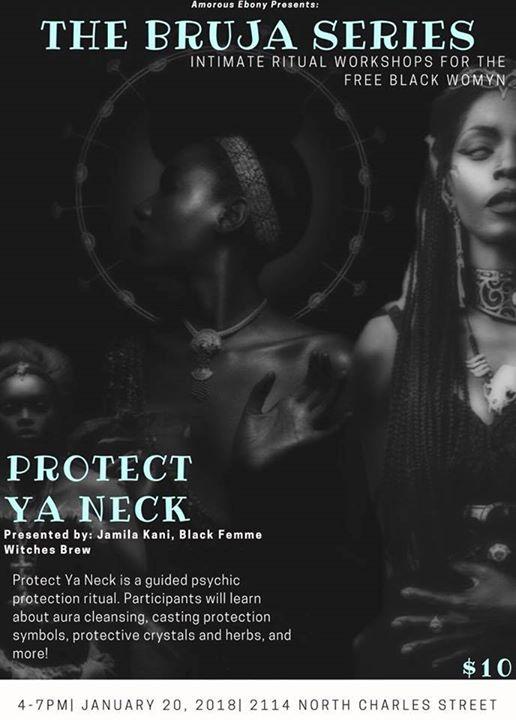 The Bruja Series Protect Ya Neck
