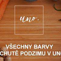 Barvy a Chut Podzimu v Restauraci UNO