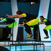 Jumping Fitness Teacher Training