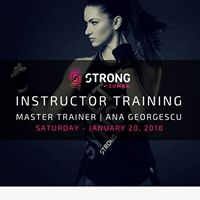 STRONG by Zumba Instructor Training in 6 October City