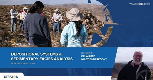Depositional Systems and Sedimentary Facies Analysis Workshop