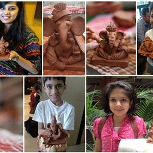 Ganesh Idol Making Workshop (Eco Friendly)