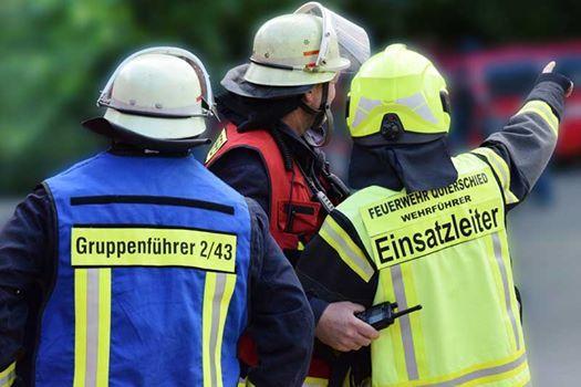 Seminar Fortbildung fr Feuerwehr-Einsatzleiter