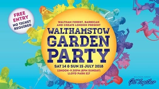 Walthamstow Garden Party