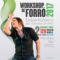 Workshop de Forr do PET-Informtica