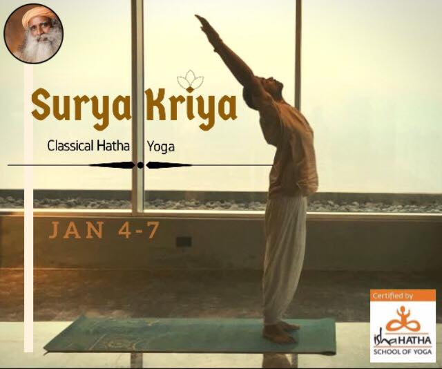 Surya Kriya Isha Classical Hatha Yoga At Mangla Hall Rajendra Pal Mangla School Station Road Thane East Mumbai 400603 Landmark Near Bank Of Maharashtra