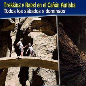 Can Autisha Trekking y Rapel. Un viaje al Centro de la Tierra