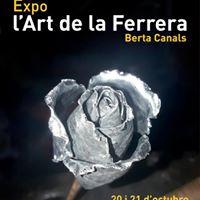 Presentaci Lart de la Ferrera Berta Canals  Dj D. ArKangel