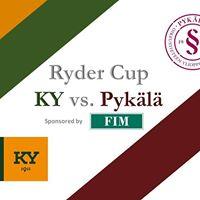 Ryder Cup KY vs Pykl