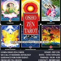 OSHO ZEN CARDS