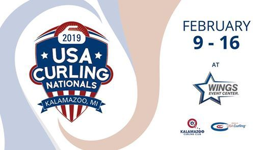 USA Curling National Championships at Wings Event Center3600 Vanrick