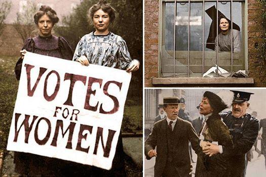 Suffragette Movie Screening