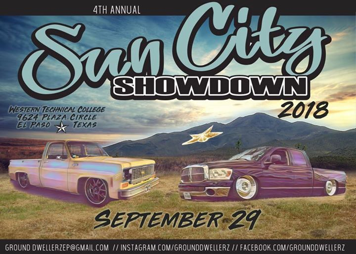 Sun City Showdown 2018 At Western Technical College El Paso