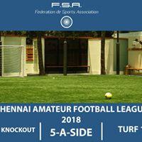 Chennai Amateur Football League 2018