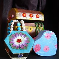 Trinket Boxes for your Keepsakes