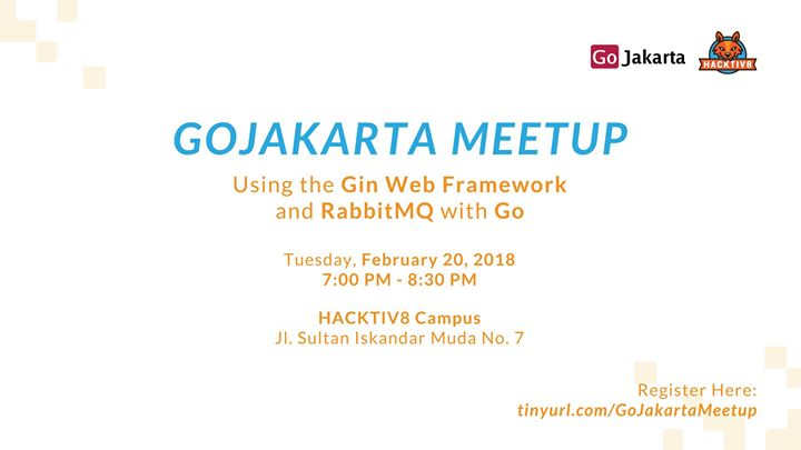 GoJakarta Meetup February 2018