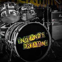 Englands Dreaming Gig at The Royal Standard Camberley
