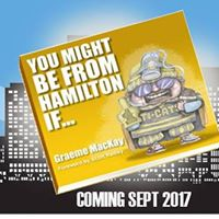 You Might Be From Hamilton Book Launch