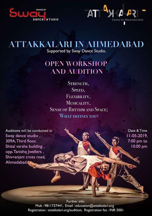 Ahmedabad Workshop Audition