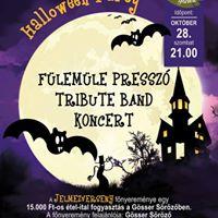 Halloween Party- szi Mvszeti Hetek