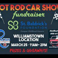 St.Baldricks Car Show