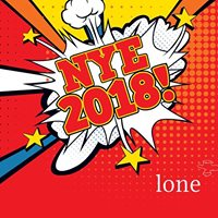 New Years Eve at Lone Hotel - Pop Art