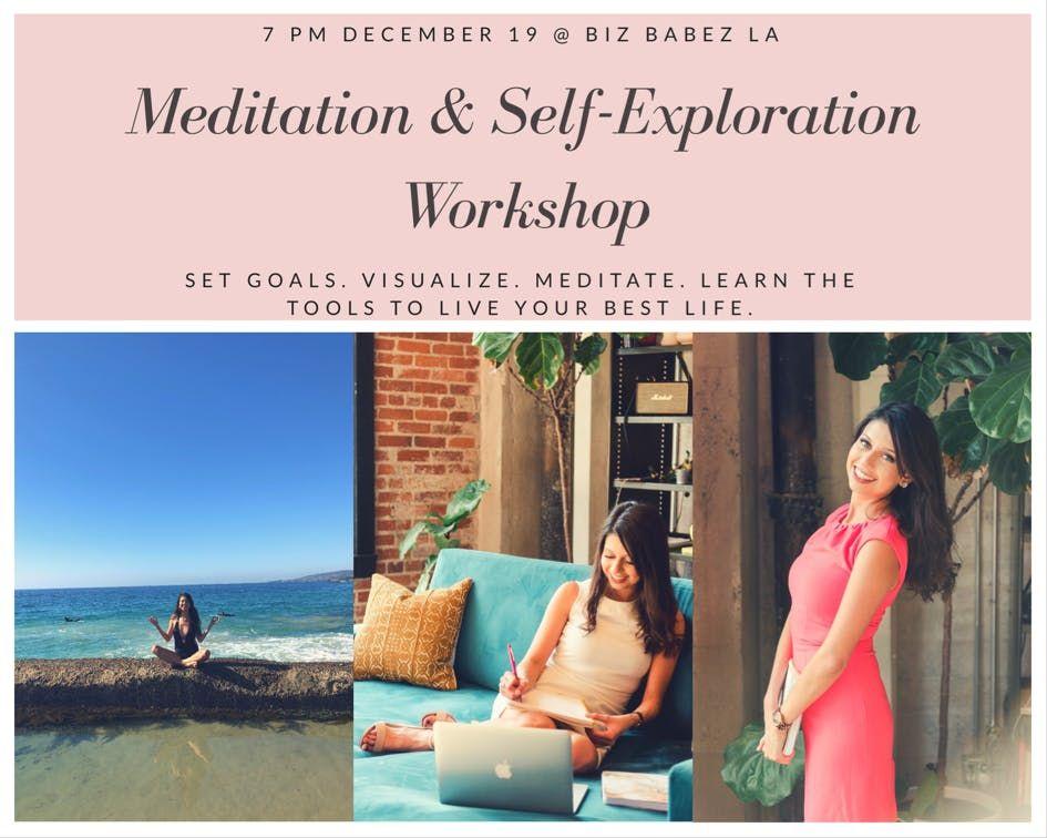Meditation & Self Exploration