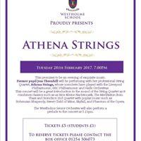 Athena Strings Quartet