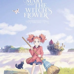 Monthly Anime Movie Night Mary and the Witchs Flower