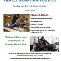 Pilates Workshop For Men