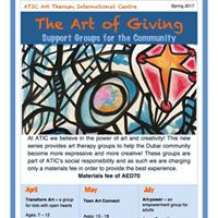 The Art of Giving Series Support Group Session 1