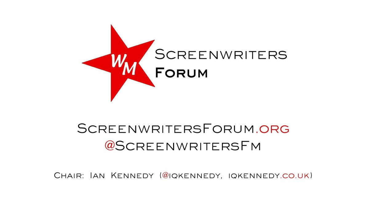 Introduction to Professional Screenwriting Course Workshop 3 - The 1st Draft