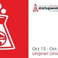 Startup Weekend Silver Society Lingnan University