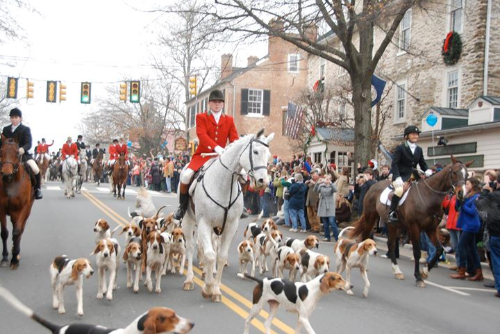 christmas in middleburg parade craft show