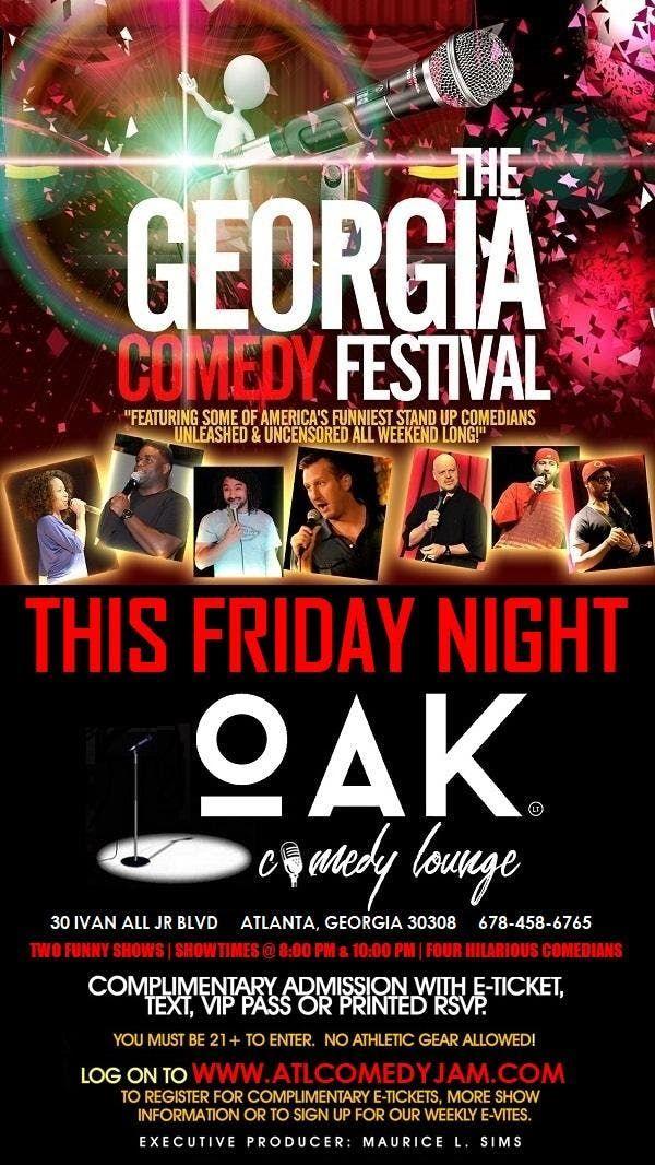 The GA Comedy Fest