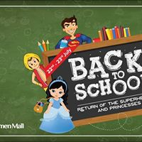 Back to School with Dolmen Mall