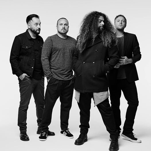 Coheed and Cambria w Maps & Atlases SOLD OUT