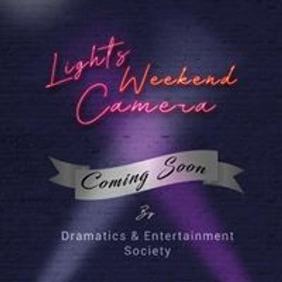 Lights, Camera & Weekend